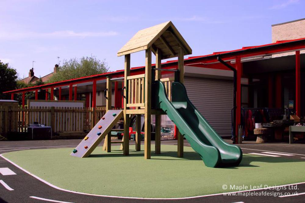 Parkroyal Primary School Wildwood Play Tower