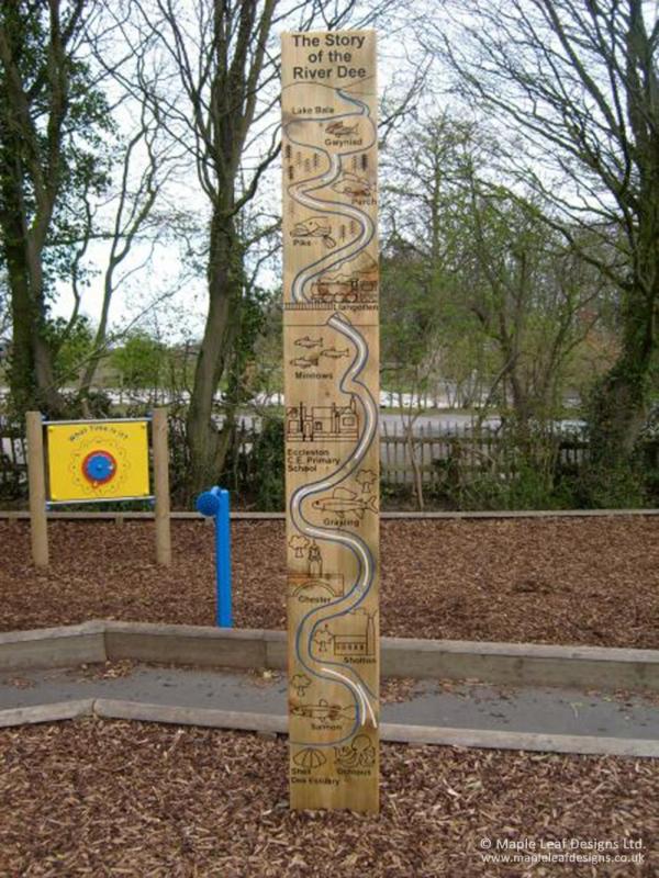 Bespoke Totem Pole