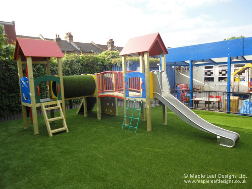 Lordship Lane Play Tower