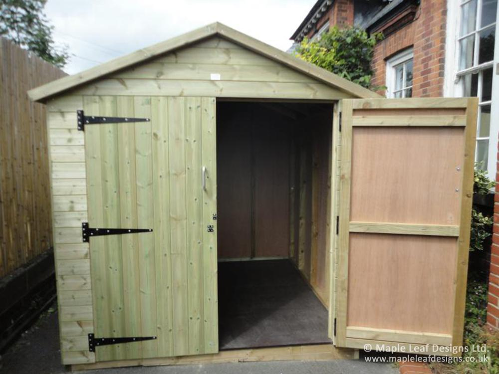 Lordship Lane Storage Shed