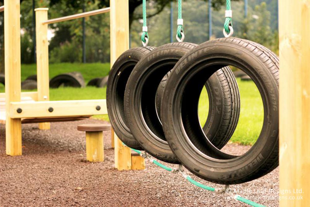 Abbott Community Primary School Trim Trail