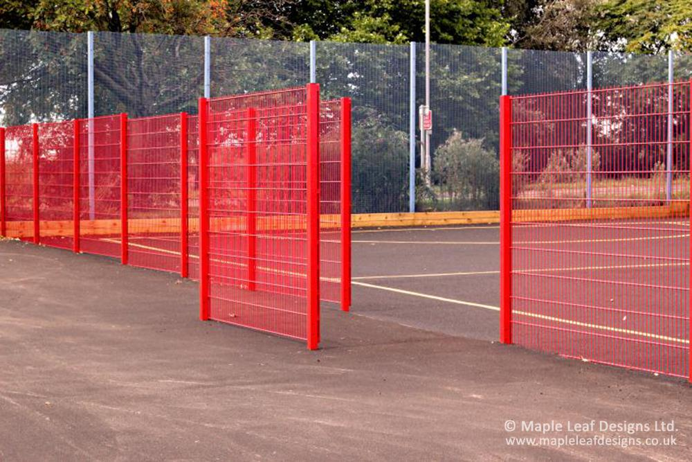 Abbott Community Primary School Ball Cage