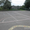 Ball Court Markings