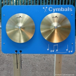 Cymbals Music Panel
