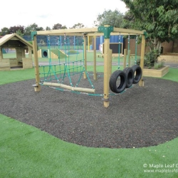 Safa Mulch Safety Surfacing