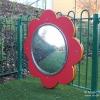 Bubble Flower Mirror