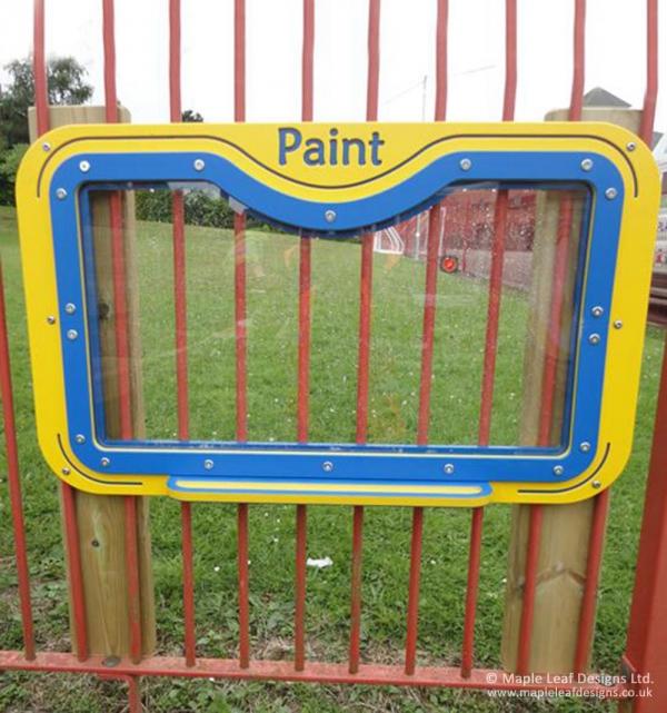 HDPE Paint Panel
