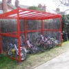 Metal Cycle Store