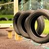 Hanging Tyres