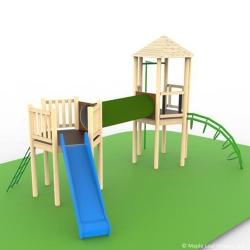 Maxi Jungle Play Tower