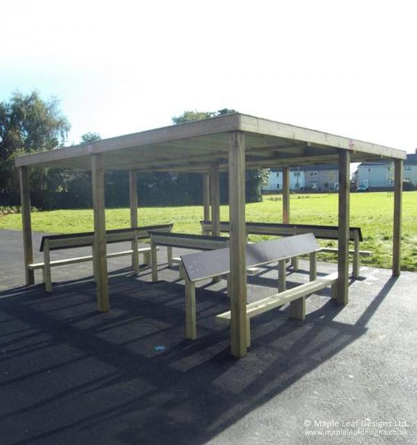Outdoor Classroom / Study Zone