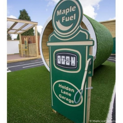 Petrol Station Play Pump