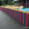 Pencil Stockade Fencing