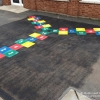 3-Way Hopscotch Markings