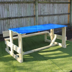 Wheelchair Picnic Table