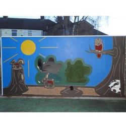 Woodland Play Panel