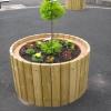 Circular Planter