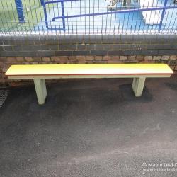 HDPE Timber Bench