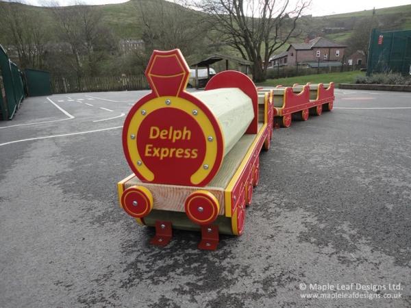 Basic Play Train