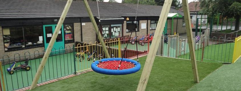Acorns Primary School - After Development