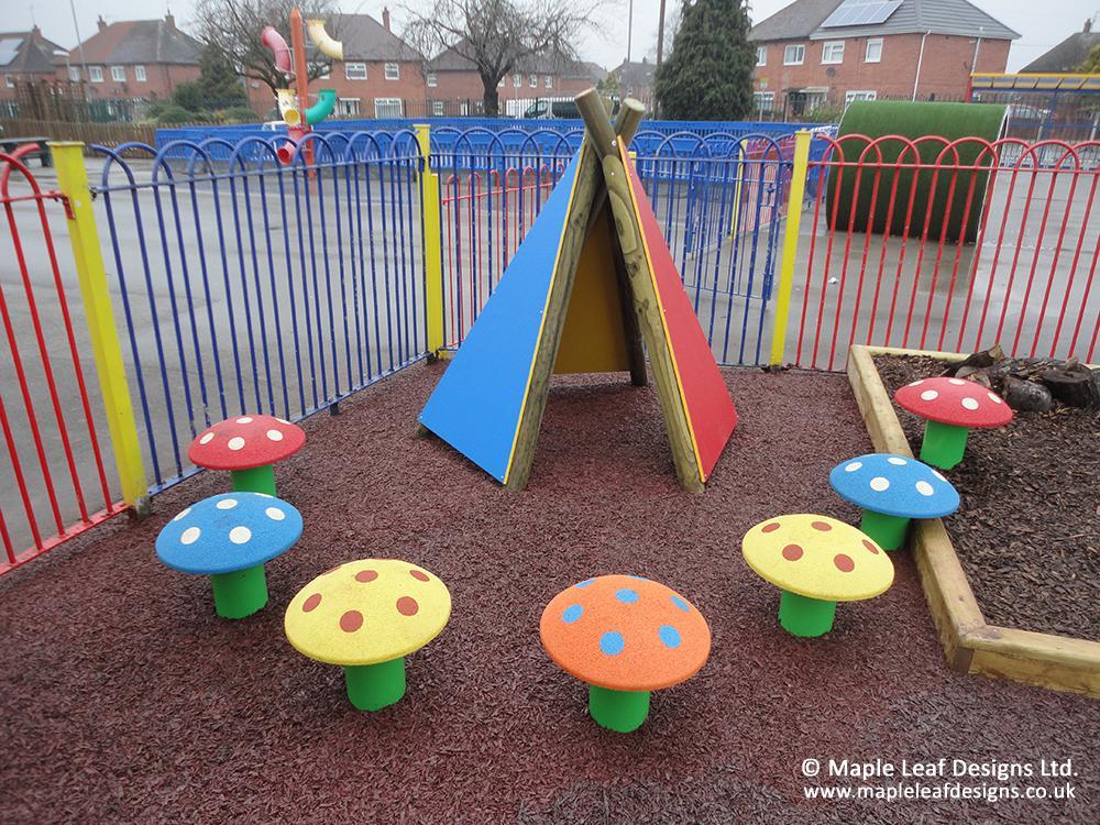 Newstead Primary School - After Development