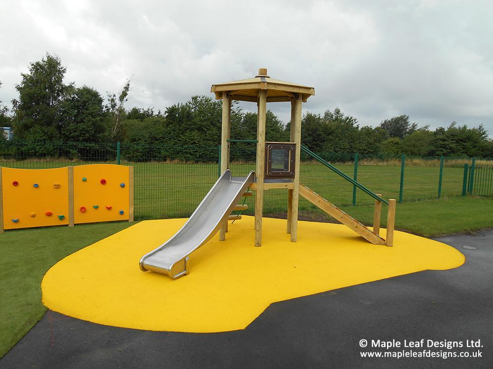 Sutton Oak - After Development