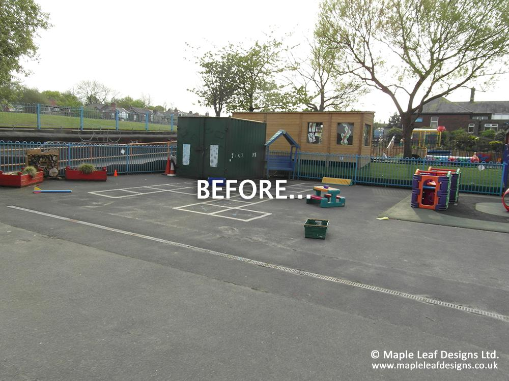 Robins Lane - Before Development