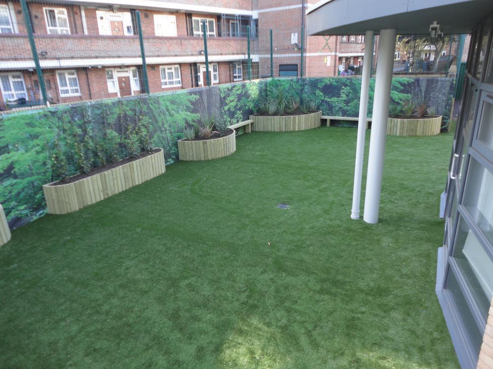 Christ Church Bentinck CofE Primary School - After Development