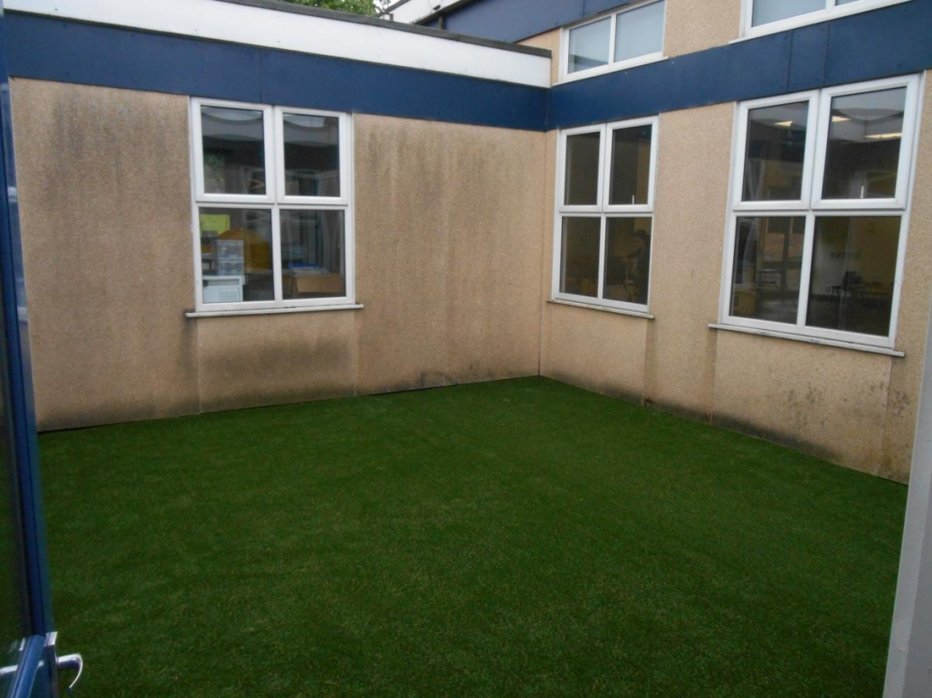 Woodley Primary School - After Development