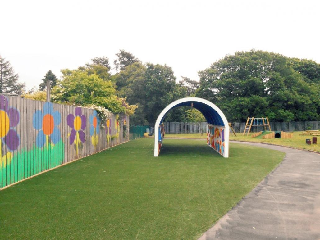 Redburn School - After Development