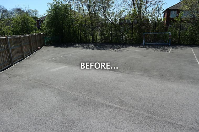 Camberwell Park School - Before Development