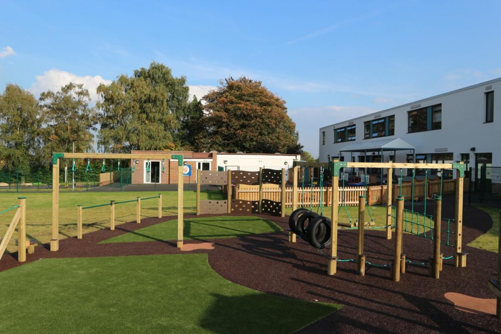 Pyrford Primary School - After Development