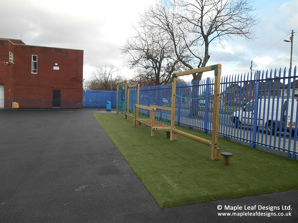 St Teresa of Lisieux Catholic Primary School - After Development