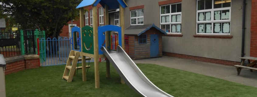 Ewloe Green Primary School - After Development