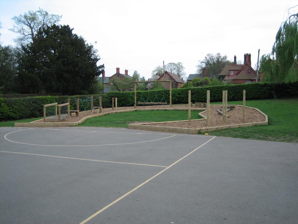 Eccleston CofE Primary School - After Development