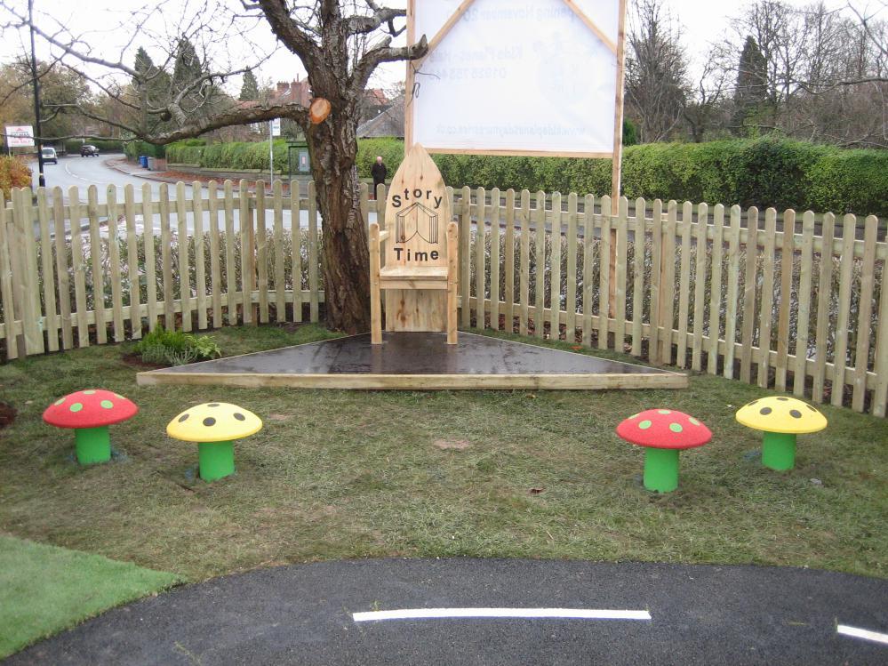 Kids Planet Hale - After Development