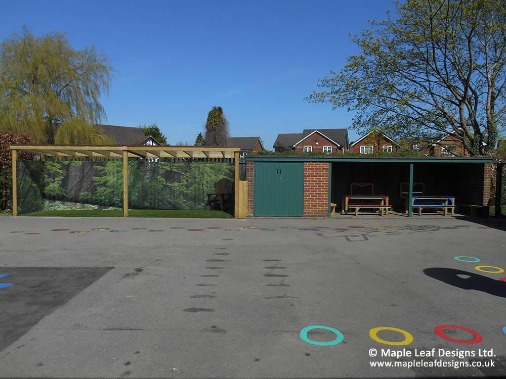 Norris Bank Primary School - After Development