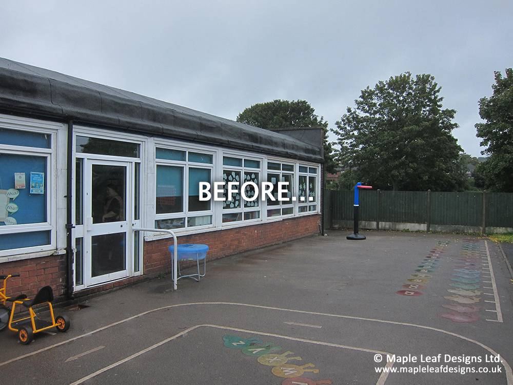Hempstalls Primary School - Before Development