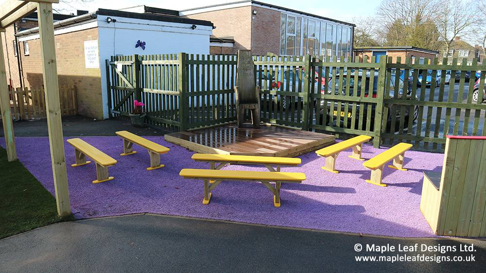 Franche Primary School - After Development