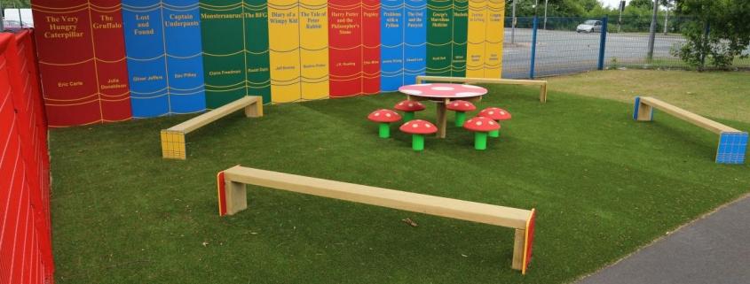 Abbott Community Primary School - After Development