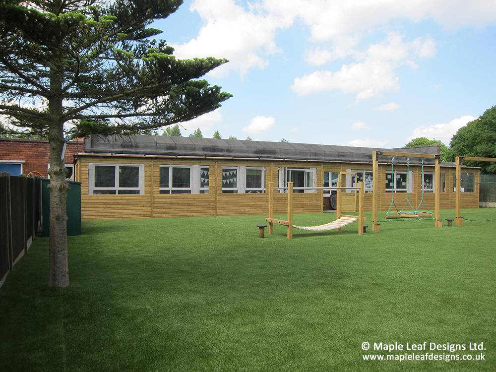 Hempstalls Primary School - After Development