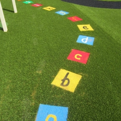 Artificial Grass Markings