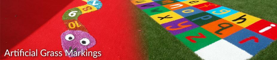 Artificial Grass Markings