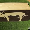 Pig Seating