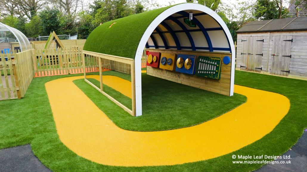 Springfield-School-Sensory-Tunnel