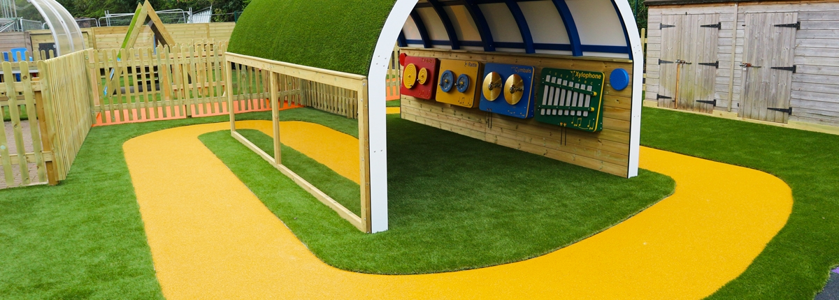 Springfield-School-Sensory-Tunnel