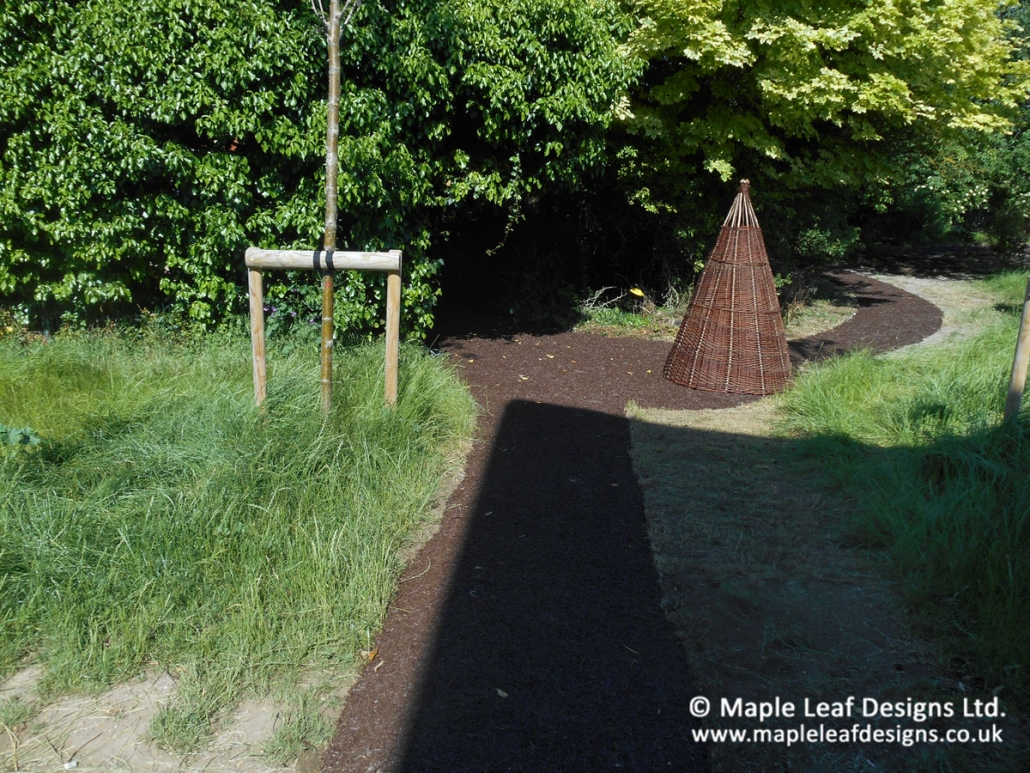 Fulbourn_Mulch_Path