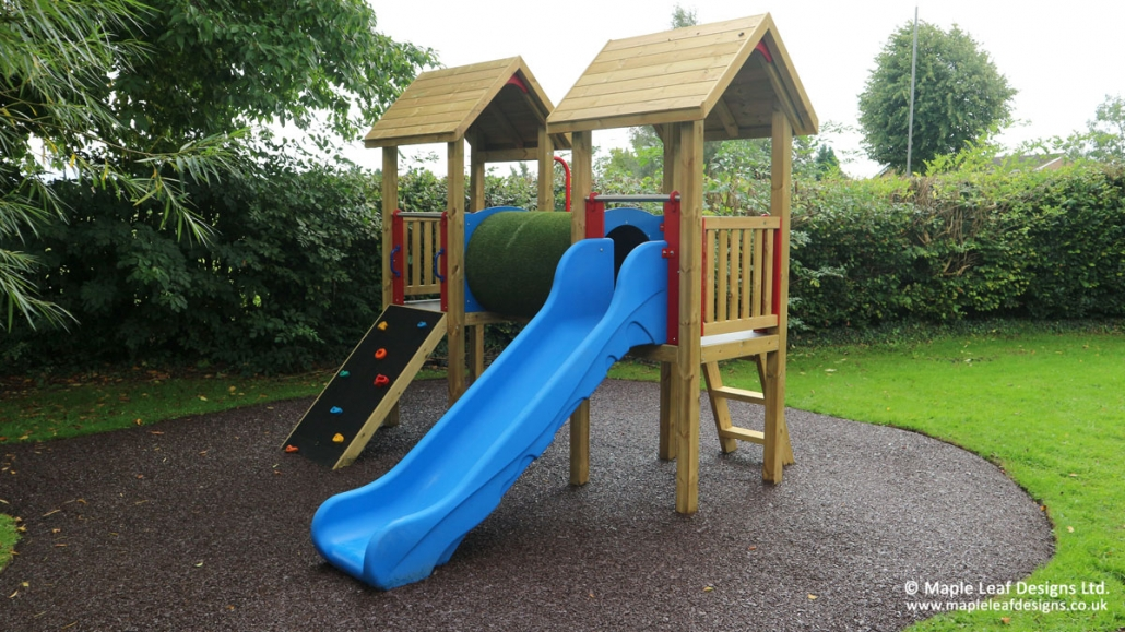Brackenfield-Special-School_Play_Tower