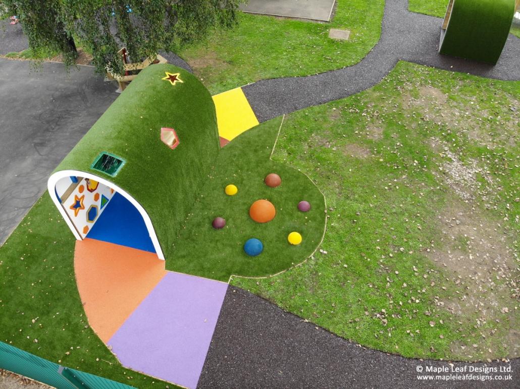 Brackenfield-Special-School_Rainbow_Pathway
