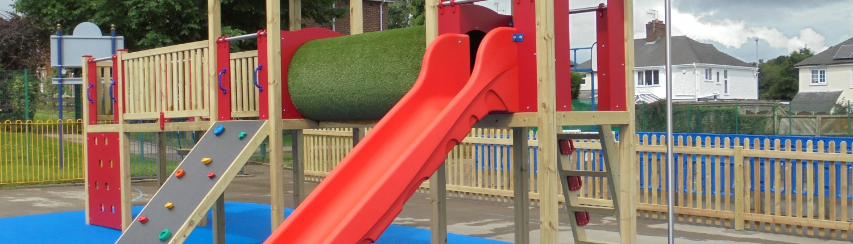 Jumbo Wildwood XL play tower